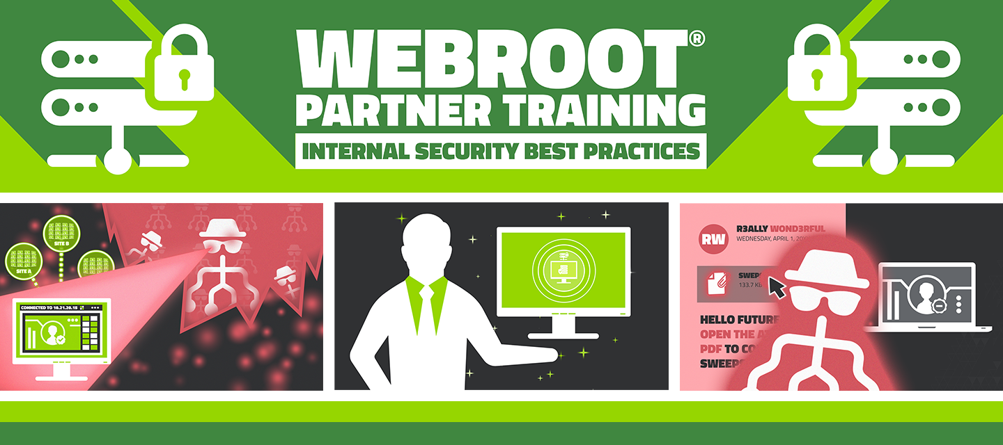 [Preview Video] Stay Protected with Webroot Internal Security Training Courses!