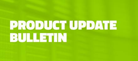 Product Bulletin: WSAT April 2020