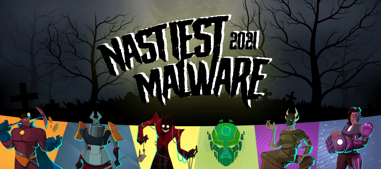 Nastiest Malware 2021