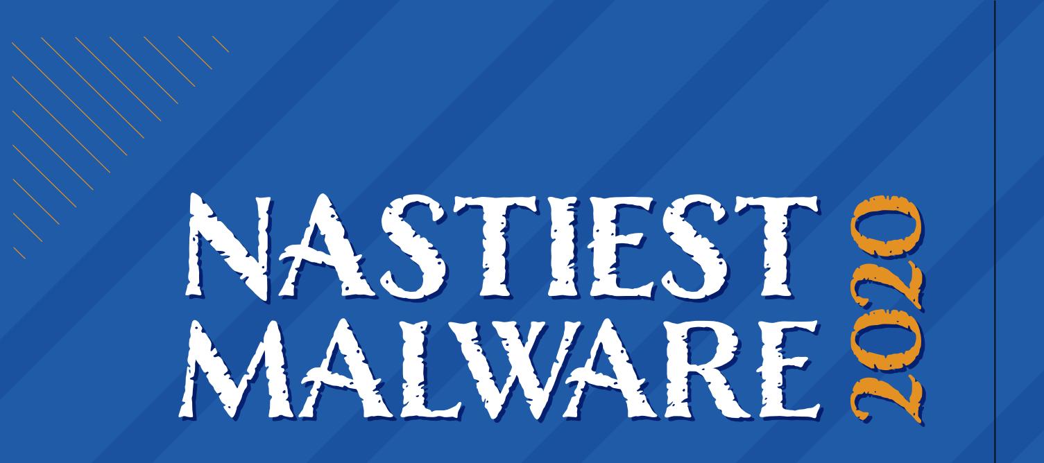 Nastiest Malware 2020