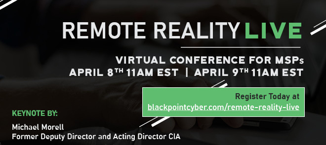 Register for Remote Reality LIVE