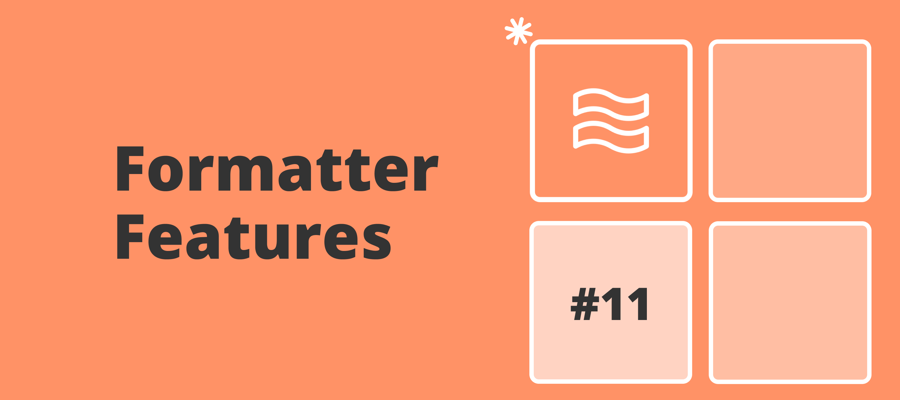 Formatter Features: extracting numbers + phone numbers