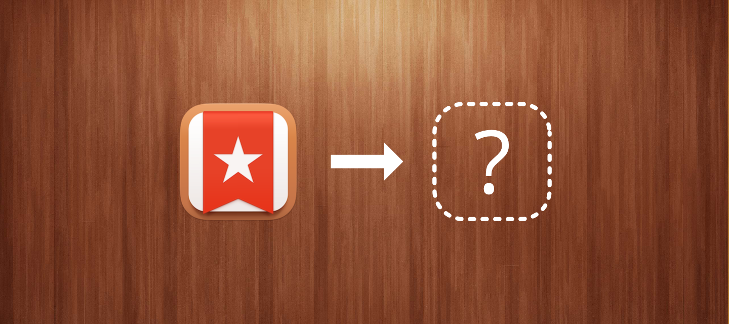 With Wunderlist shutting down May 6, which alternative will you be using?