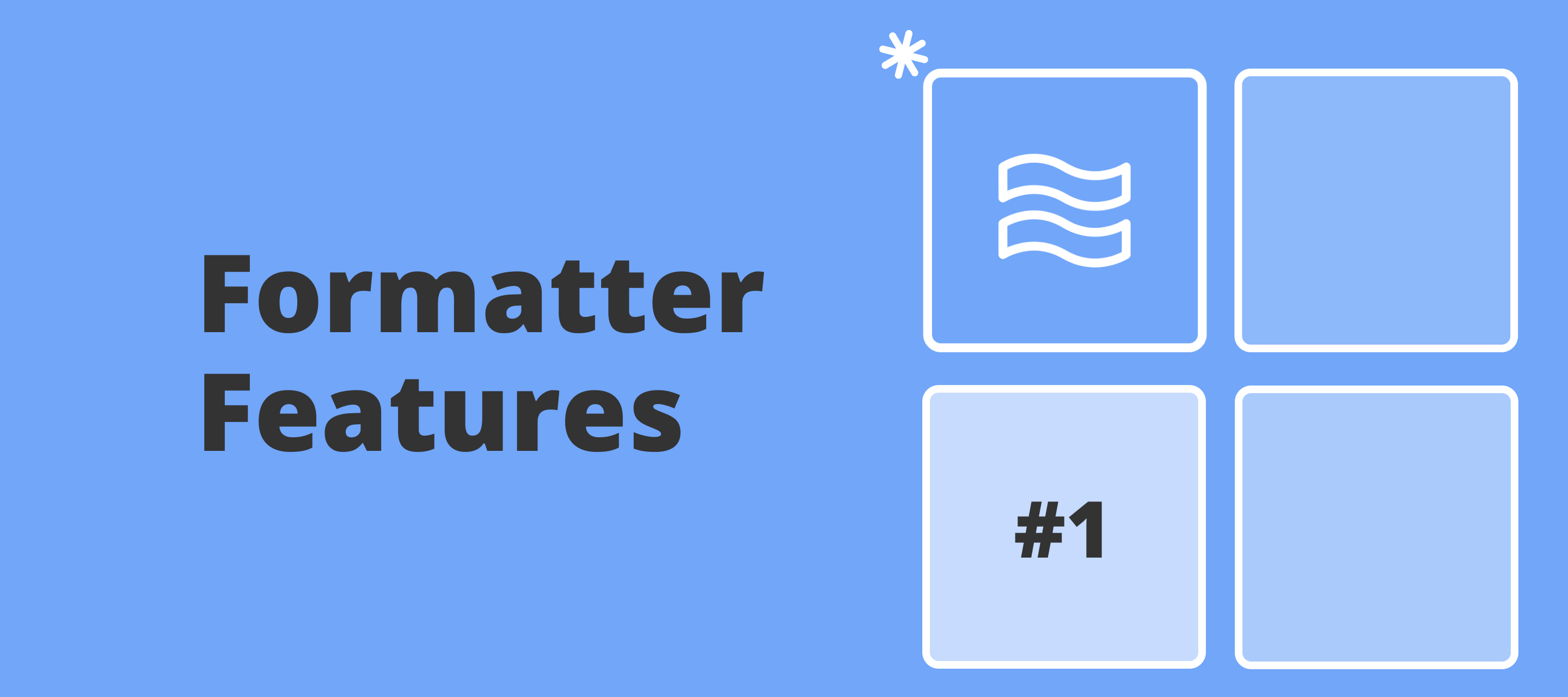 Formatter Features: a brief introduction to spreadsheet-style formulas